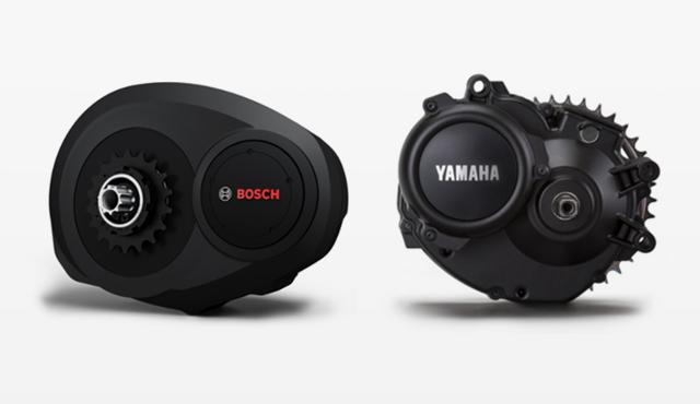 Comparativa Bosch vs Yamaha