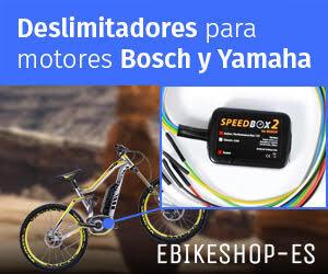 Deslimitadores Yamaha y Bosch