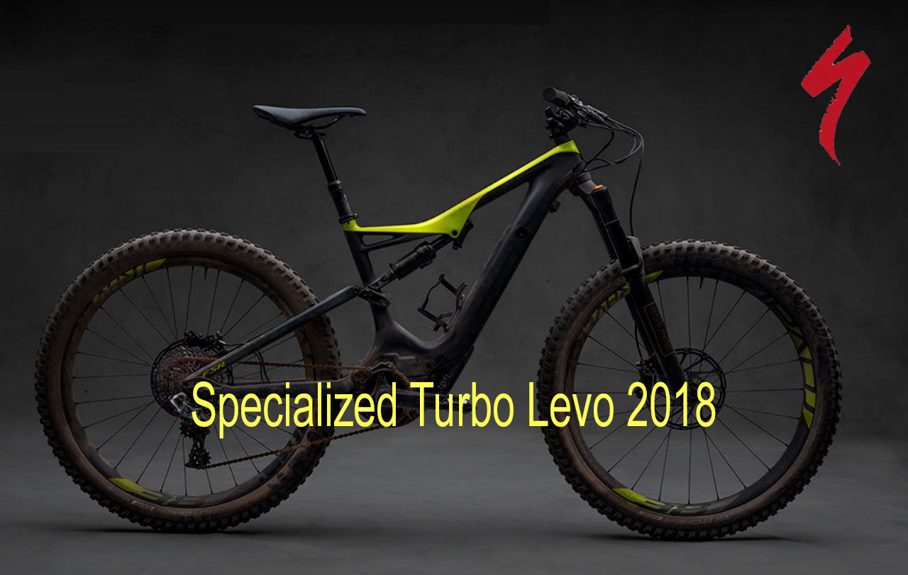 Specialized Turbo Levo 2018 | e-MountainBike